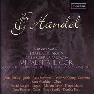 Handel: Organ Music