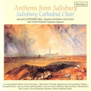 Anthems from Salisbury
