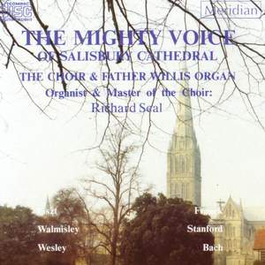 The Mighty Voice of Salisbury Cathedral
