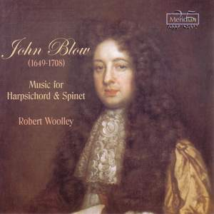Blow: Music for Harpsichord and Spinet