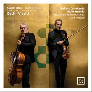 Bach - Vivaldi: Double Concertos for Violin & Cello Piccolo