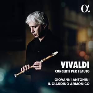 Vivaldi: Concerti per Flauto Product Image