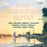 Easy Studies for Guitar - Volume 3