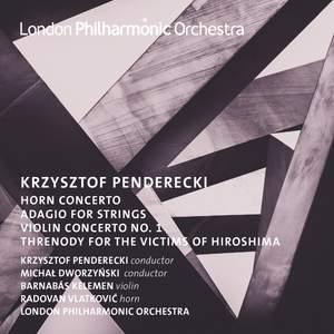 Penderecki: Horn and Violin Concertos