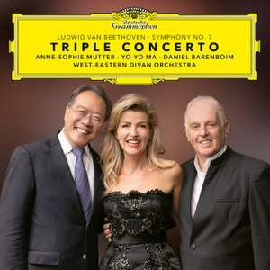 Beethoven: Triple Concerto & Symphony No. 7 Product Image