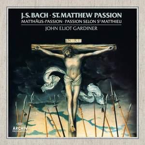 Bach: St Matthew Passion - Vinyl Edition