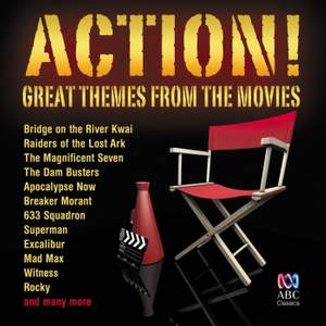 Action! – Great Themes From The Movies Product Image
