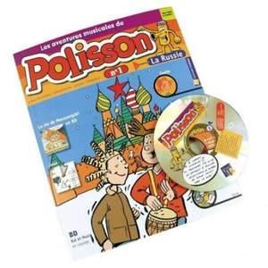 Les Aventures De Polisson en Russie Product Image