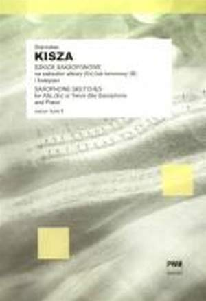 Stanislaw Kisza: Saxophone Sketches - Vol. 2