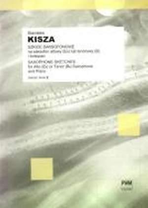 Stanislaw Kisza: Saxophone Sketches - Vol. 1