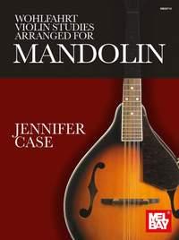 Jennifer Case: Wohlfahrt Violin Studies