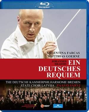 Brahms: Ein deutsches Requiem Product Image