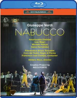 Verdi: Nabucco Product Image