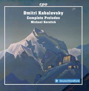 Kabalevsky: Complete Preludes Product Image
