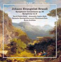 Brandl: Symphony Concertante; Symphony in D major