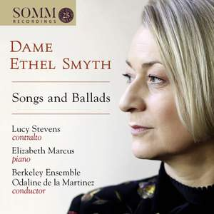 Dame Ethel Smyth: Songs and Ballads Product Image
