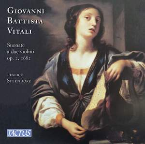Vitali: Sonatas for two violins and continuo, Op. 2, 1682 Product Image