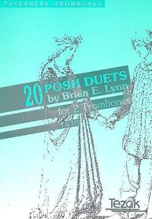 Brian Lynn: 20 Posh Duets