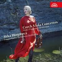 Czech Viola Concertos - Music by Feld, Flosman; Bodorova