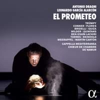 El Prometeo: Antonio Draghi, Leonardo Garcia Alarcon