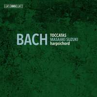 JS Bach: Toccatas