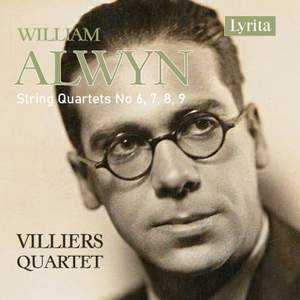 Alwyn: Early String Quartets