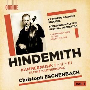 Hindemith: Kammermusik I-II-III; Kleine Kammermusik