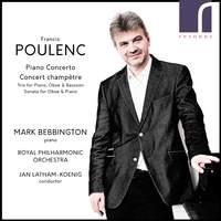 Poulenc: Piano Concerto & Concert champêtre