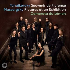 Tchaikovsky: Souvenir de Florence & Mussorgsky: Pictures at an Exhibition