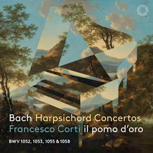 Bach: Harpsichord Concertos Product Image