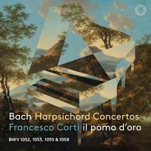 Brilliant Bach Keyboard Concerti