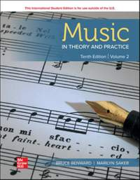 ISE Music in Theory and Practice Volume 2
