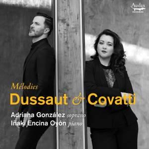 Dussaut & Covatti: Mélodies Product Image