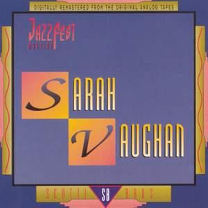 Jazzfest Masters: Sarah Vaughan