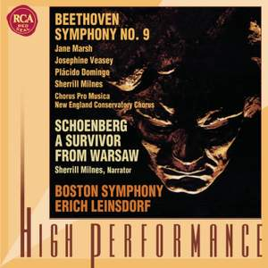 Beethoven: Symphony No. 9 'Choral' - Schoenberg: A Survivor from Warsaw