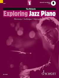 Exploring Jazz Piano Volume 1