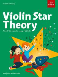 Violin Star Theory: An activity book for young violinists