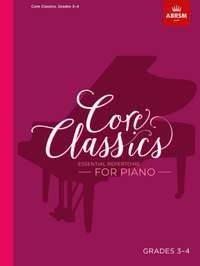 Core Classics, Grades 3-4