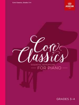 Jones: Core Classics, Grades 3-4