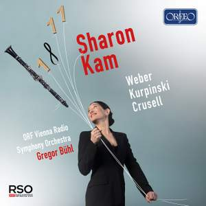Weber, Kurpiński & Crusell: Works for Clarinet & Orchestra Product Image