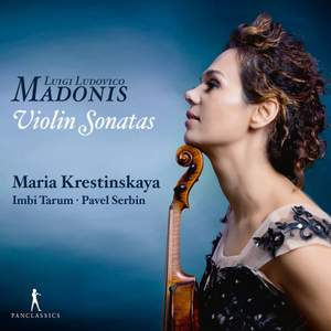 Madonis: Violin Sonatas