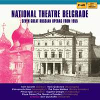 National Theatre Belgrade: Great Russian Operas from 1955