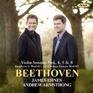 Beethoven: Violin Sonatas Nos. 4, 5 & 8 Product Image