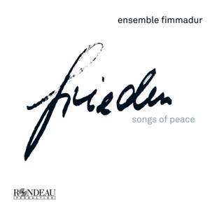 Frieden: Songs of Peace