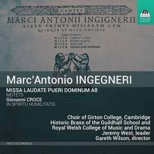 Marc'Antonio Ingegneri: Missa Laudate Pueri Dominum Product Image