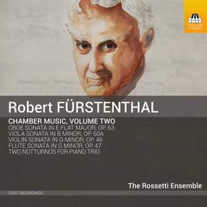 Robert Fürstenthal: Chamber Music, Volume Two Product Image