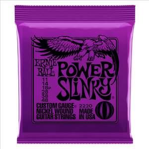 Ernie Ball Power Slinky Set 11-48 Product Image
