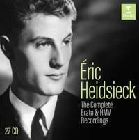 Éric Heidsieck - The Complete Erato & HMV Recordings