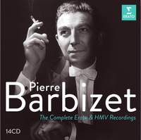 Pierre Barbizet - The Complete Erato & HMV Recordings