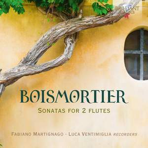 Boismortier: Sonatas for 2 Flutes